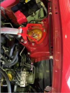 トヨタ 86 HKS車高調