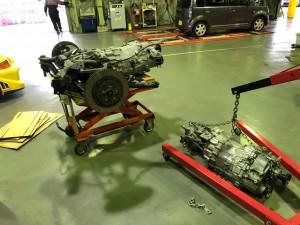 日産 GT-R ミッション